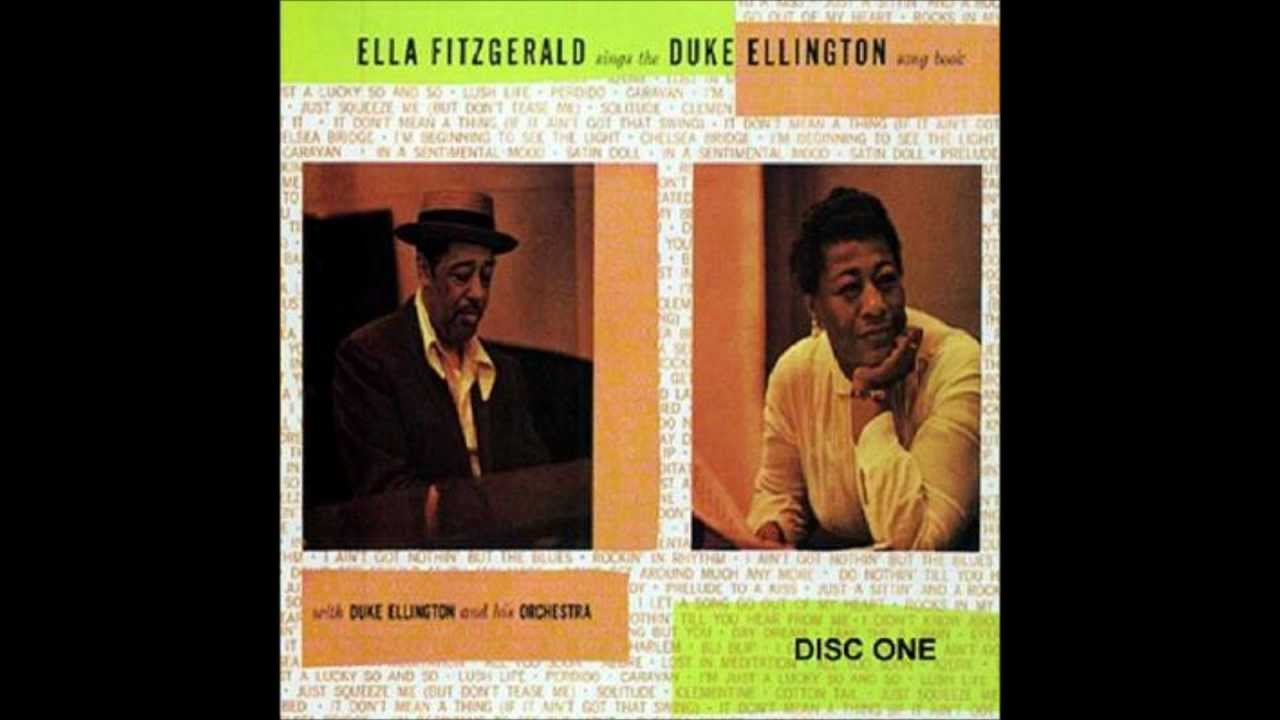Ella Fitzgerald - Try A Little Bit