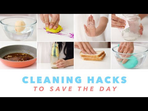 Easy DIY Cleaning Tips