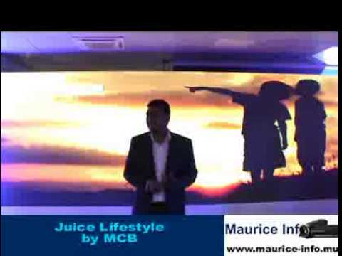 Lancement du Juice Lifestyle