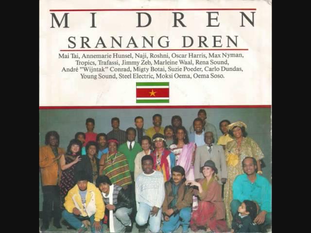 Sranang Dren Mi Dren 1986 Remasterd By B v d M 2013