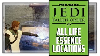 Jedi Fallen Order All Life Essence Locations (How To Max Out Health)