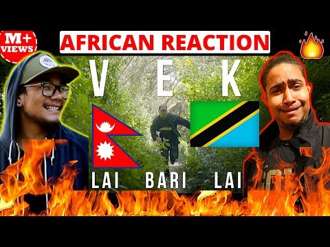 FOREIGNER STUDENT IN USA REACT TO NEW HIT NEPALI SONG VEK - Lai Bari Lai (This is INSANE)🔥😱*Exposed*