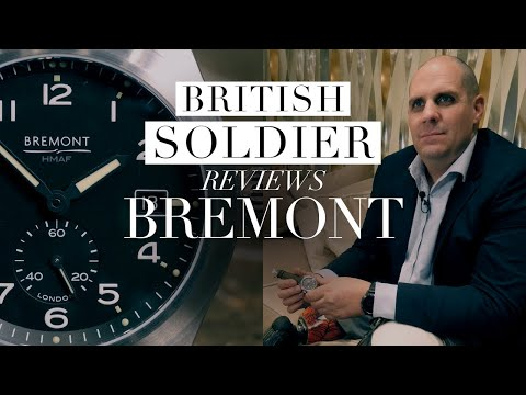 British Soldier Reviews Bremont Armed Forces Collection