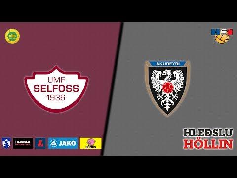 Selfoss TV (Selfoss U - Akureyri U) 2. deild karla  3.11.2018   kl 15:15