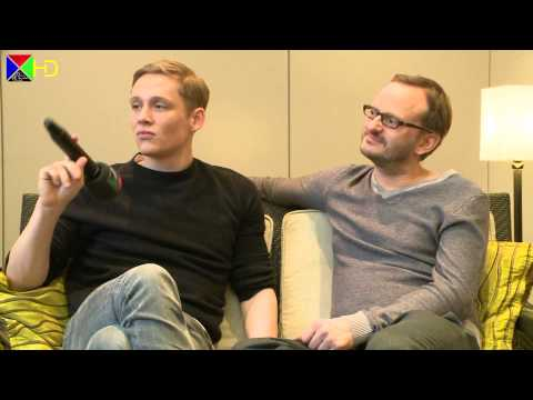 Interview - Matthias Schweighöfer und Milan Peschel im zum Film Schlussmacher [HD]