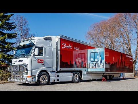 Danfoss Drives Truck Tour 2016
