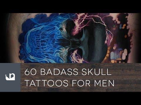 60 Badass Skull Tattoos For Men