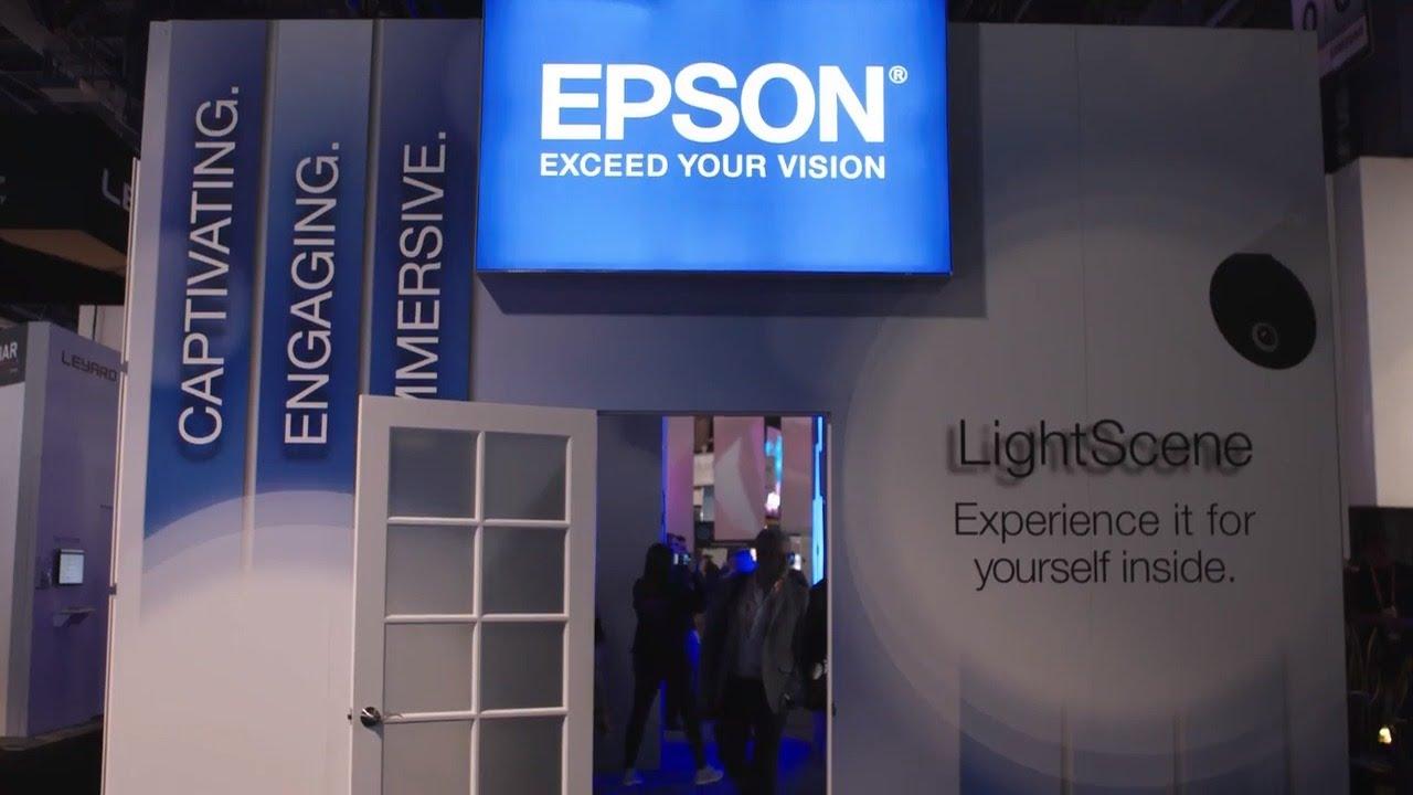 OfficeWonderland com | Epson EV-100 LightScene Accent