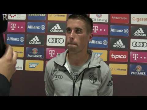 FCI.TV: Interviews nach dem Spiel beim FC Bayern