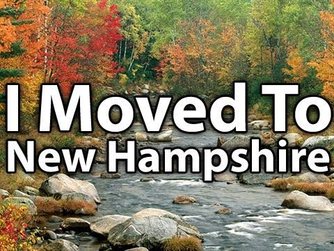 I Bought A House And Moved To New Hampshire!