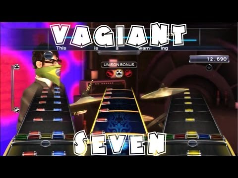 VAGIANT - Seven - Rock Band Expert Full Band