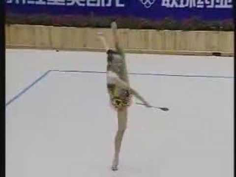 Ling Zhong's Performances 10th Chinese National Games
