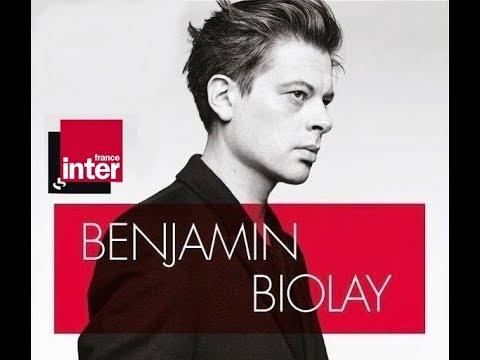 Benjamin Biolay_Live Intégral_France Inter (07/06/2017)