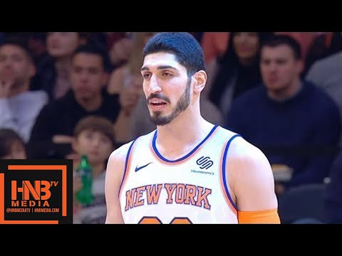 New York Knicks vs Orlando Magic 1st Qtr Highlights / Week 7 / Dec 3