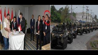 Mengejutkan Diam Diam Indonesia Menjalin Kerjasama Militer Dengan 4 Negara Kuat