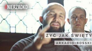 Teledysk: Arkadio + Bosski Roman - Żyć jak święty
