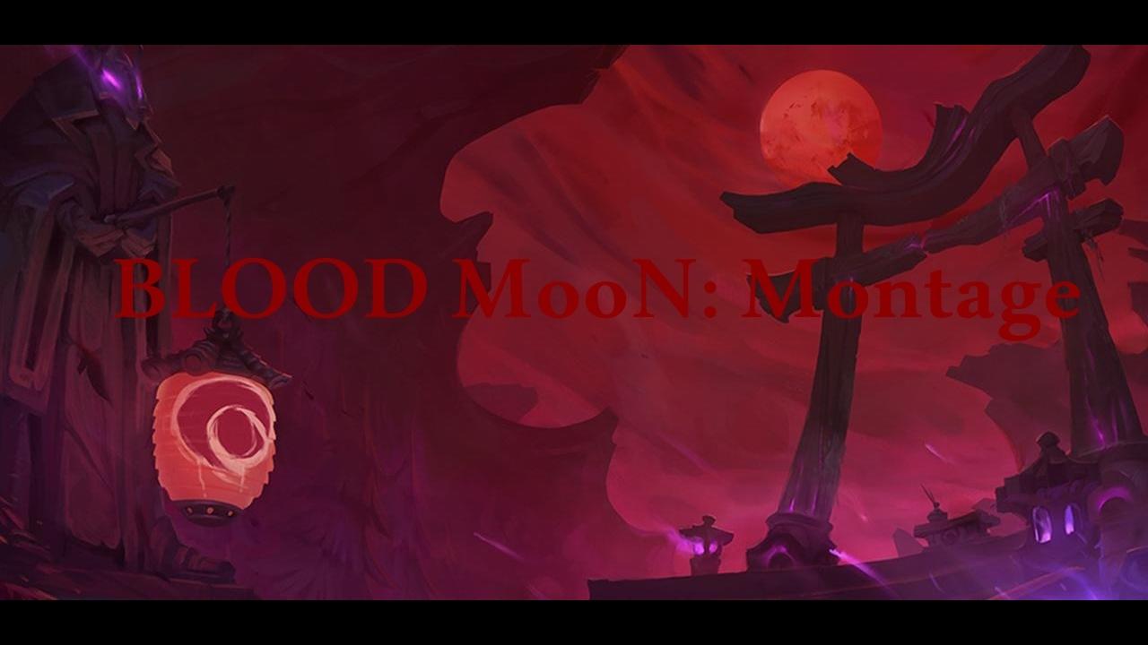 Blood moon rengar zed kha zix montage best one shots and - Blood moon zed ...