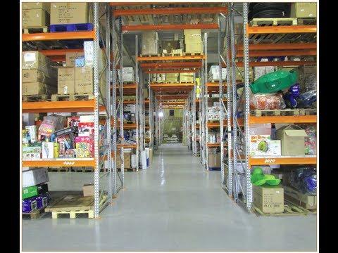 видео: Автоматизация склада интернет-магазина WIKIMART. Процессы отбора и отгрузки.