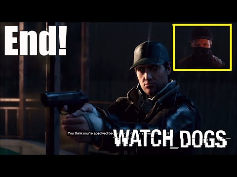 Aiden Saves Chicago From Being Destroyed- Watch Dogs Ending
