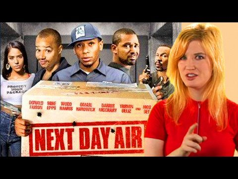 Next Day Air Movie Review: Beyond The Trailer - YouTube