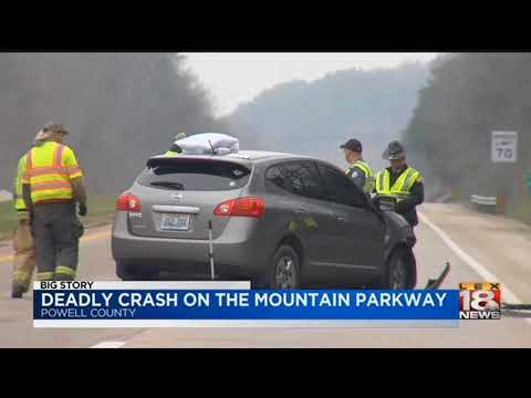 Deadly Crash On The Mountain Parkway