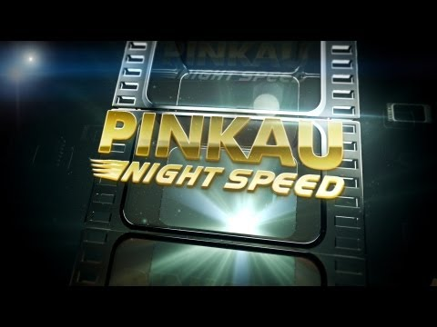 TIME LAPSE PINKAU NIGHT SPEED 2013