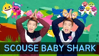 Scouse Baby Shark (Pinkfong X KoreanBilly) | Baby Shark Challenge [Korean Billy]