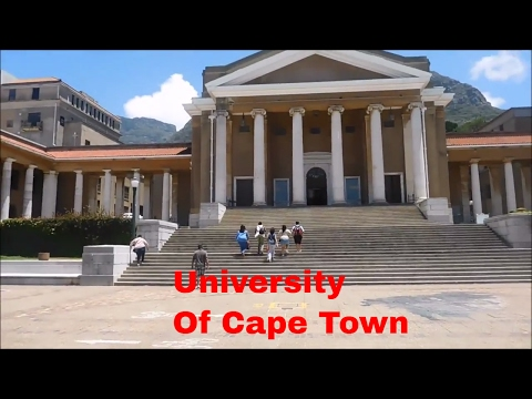 Visiting University of Cape Town While On A Trip To  South Africa | Alma Mater | Family Vlog