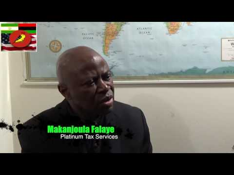 INTERVIEW WITH MAKANJOULA FALAYE, CPA, CEO PLATINUM SERVICES