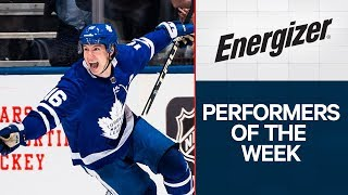 NHL Performers Of The Week: Tavares, Marner & Hedman Ringing In The New Year