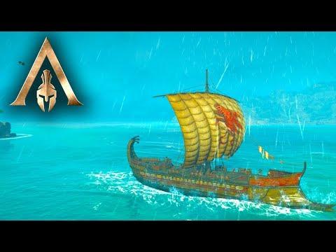 ZOSTAŁEM *NAJLEPSZYM* ŻEGLARZEM NA ŚWIECIE - Assassin's Creed Odyssey #3