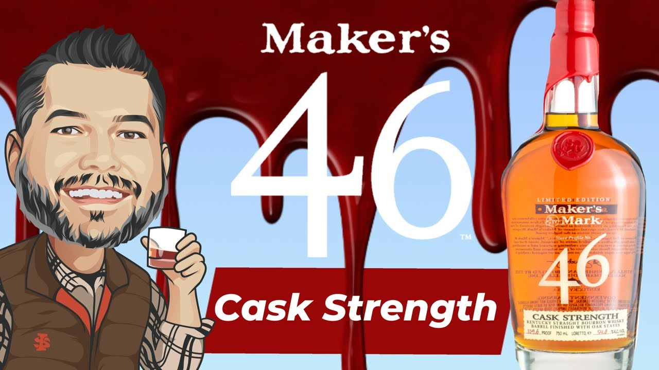 Download Makers 46 Cask Strength Bourbon Review - A wheater worth chasing!
