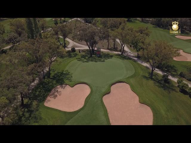 Flyover Hole by Hole : Episode 8