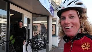 1000 km in 10 dagen - #3 fietsen over de Afsluitdijk
