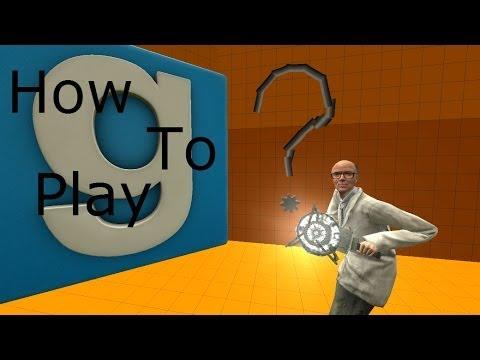Garry's Mod Beginners tutorial (COMMENTARY) BETTER VERSION