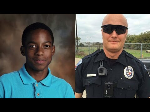 No Desk Duty This Time: Cop Quickly Charged in Murder of Unarmed Teen