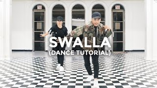Swalla - Jason Derulo & Nicki Minaj (Dance Tutorial) | @besperon Choreography