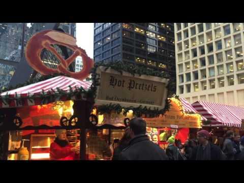 Christkindlmarket, Chicago (Daley Plaza) 2015