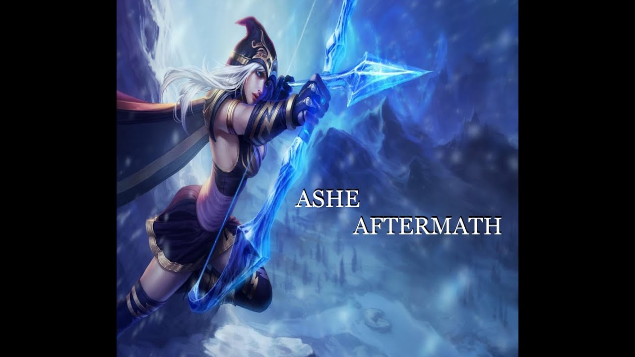 League of legends champions ashe