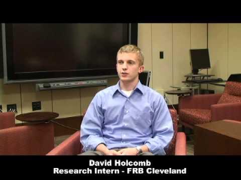 FRB Cleveland Intern Program