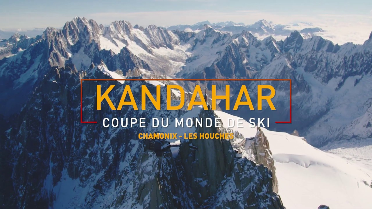 Teaser Coupe du Monde de ski alpin Chamonix - Kandahar 2020