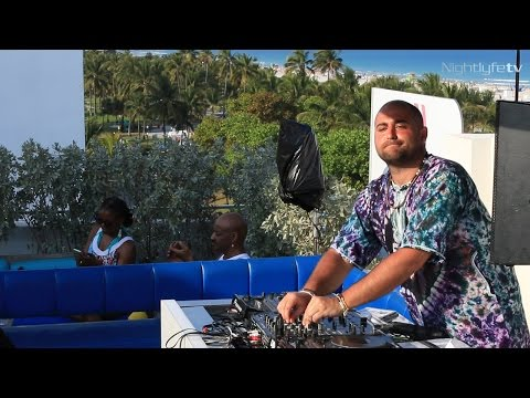 4th Annual Global Soul Music Rooftop Party  pt.1 - Live @ Winter Music Conference 2015