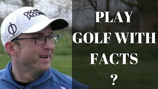 PLAY BETTER GOLF WITH FACTS - GOLFMATES
