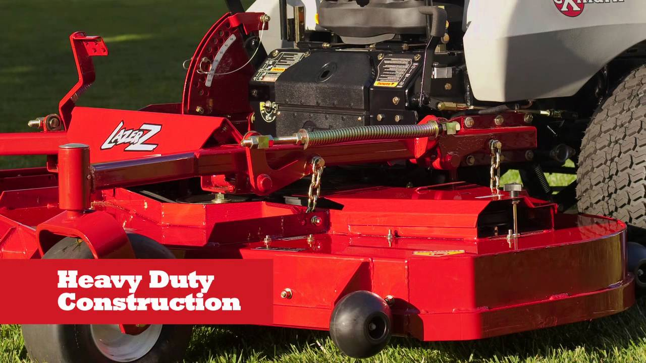 Exmark Lazer Z DS-Series Diesel Mowers