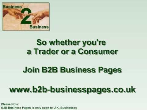 Business 2 Business - Business Pages