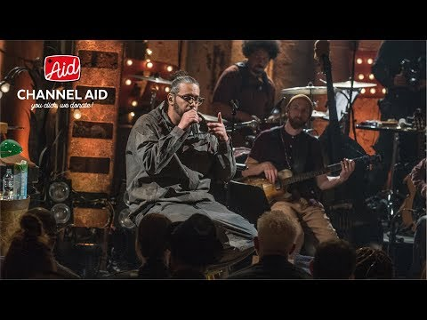 Samy Deluxe - Ego (SaMTV Unplugged) | Channel Aid Exclusive