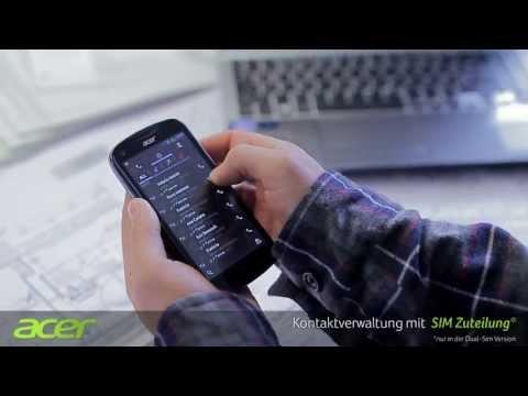 Acer Liquid E2 Quad-Core Smartphone