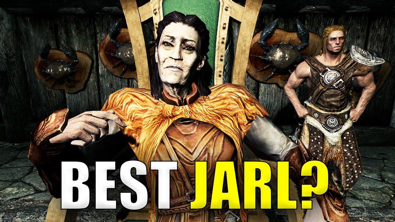 Top 5 Jarls in The Elder Scrolls V: Skyrim thumbnail