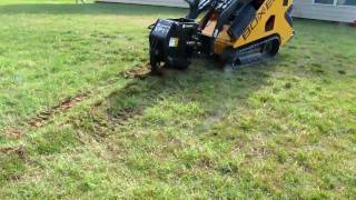 Boxer Mini Loader And Vibratory Plow
