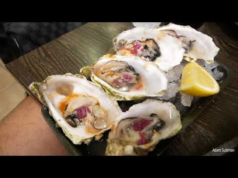 Whitstable, England -The Oyster Festival and the best Seafood